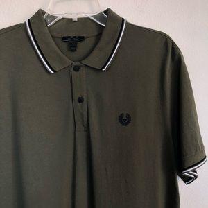 Belstaff Short Sleeve Polo Shirt
